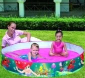 Best Swimming Pool for Garden NEW BESTWAY OUTDOOR THE LITTLE MERMAID FILL N FUN POOL SET ABOVE GROUND KIDS SWIMMING POOLS