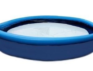 """Best Swimming Pool for Garden Skippys 7.5ftD 25""""Deep -2.4mx63cm Quick Up Above Ground Pool with Pump 7.5'DX25"""" Quick Up Swimming Pool W/300 GPH PUMP"""