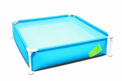 Best Swimming Pool for Garden BESTWAY MY FIRST FRAME POOL #56217 (Green)