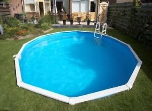 Best Swimming Pool for Garden 12ft Round Doughboy Swimming Pool Package