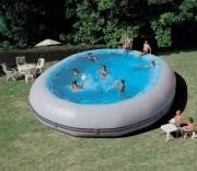 Best Swimming Pool for Garden Zodiac Ovline Original Oval Pool 11.2m x 7.3m