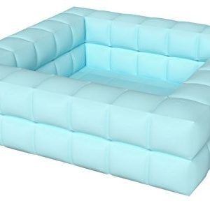 Best Swimming Pool for Garden Pigro Felice 922014-AQUABLUE Kids Inflatable Pool - Aqua Blue
