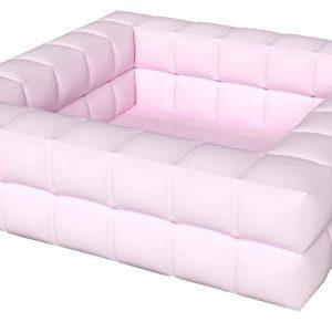 Best Swimming Pool for Garden Pigro Felice 922014-RPINK Kids Inflatable Pool - Rose Pink