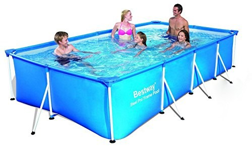 157 x83 x32 5700l splash jr frame pool best swimming for Splash pool show quebec