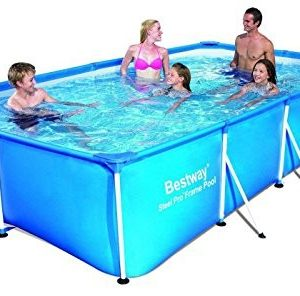 "Best Swimming Pool for Garden 157""X83""X32"" 5700L Splash Jr. Frame Pool"