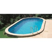 Best Swimming Pool for Garden Gre Burried Swimming Pool Sumatra 500x300x120 cm.