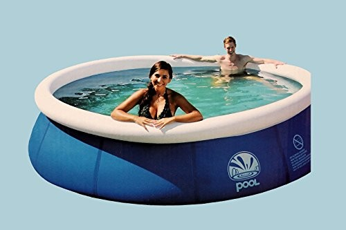 quick up swimming paddling pool filter pump 7 5 x 25 kids garden best swimming pool for garden. Black Bedroom Furniture Sets. Home Design Ideas