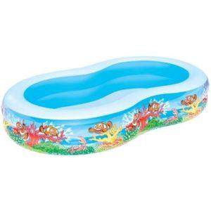 Best Swimming Pool for Garden Sterling Ocean Kidney Shaped Pool for Kids