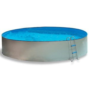 Best Swimming Pool for Garden White Coral Round Pool 3.5m x 0.9m