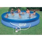 Best Swimming Pool for Garden Intex Swimming Pool Above Structure Steel Floor 305x 76cm + Filter Pump 28202NP