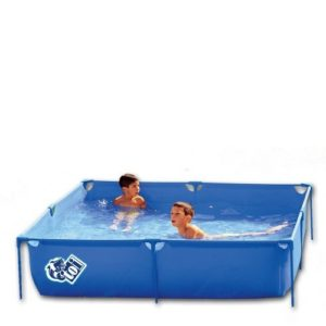 Best Swimming Pool for Garden Toi – Children's Tubular Pool Frame 190 cm