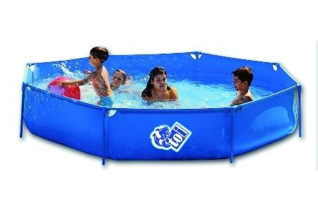 Children 39 s basic paddling pool 250 x 50 cm detachable for Best children s paddling pool