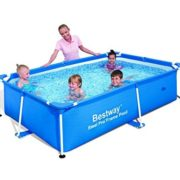 Best Swimming Pool for Garden Bestway 94 x 59 x 23-inch 1800L Splash Frame Pool