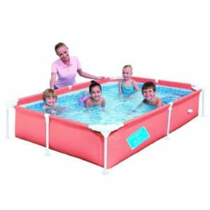 Best Swimming Pool for Garden Bestway 56219 My First Frame Pool, 87 by 59 by 17-Inch