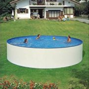 Best Swimming Pool for Garden Hanseatic Set (5 Piece): Round Pool with Sand Filter System 3 m³/h (6 Sizes) 300 x 90 cm