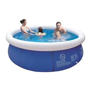 Best Swimming Pool for Garden Jilong Prompt Set Pool Marin Blue 300 - quick-up pool, 300x76cm
