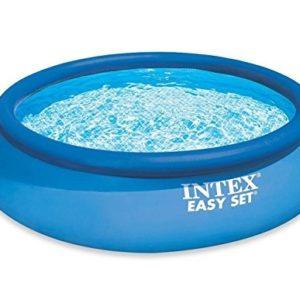 Best Swimming Pool for Garden vidaXL Intex Easy Set Round Swimming Pool 457 X 84 Cm 28156NP