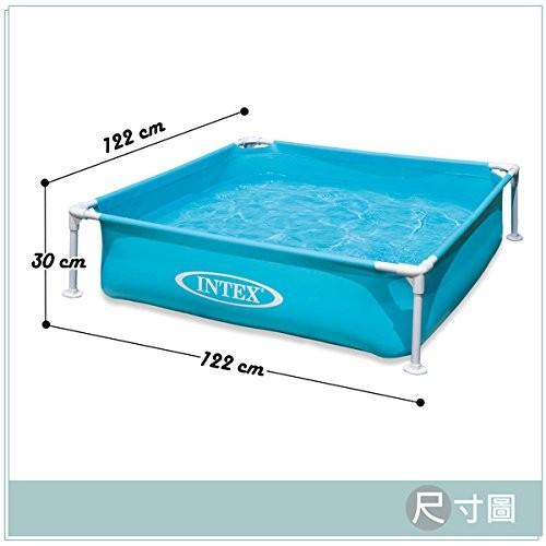 Mini Frame Pool Intex Best Swimming Pool For Garden