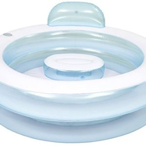 Best Swimming Pool for Garden Round Pool with Seat
