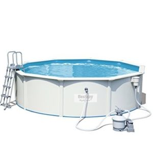 "Best Swimming Pool for Garden Bestway Hydrium Titan Steel Pool Package 15ft x 48"" - 56384"