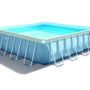 Best Swimming Pool for Garden Pool Intex Square Pool 488x 488