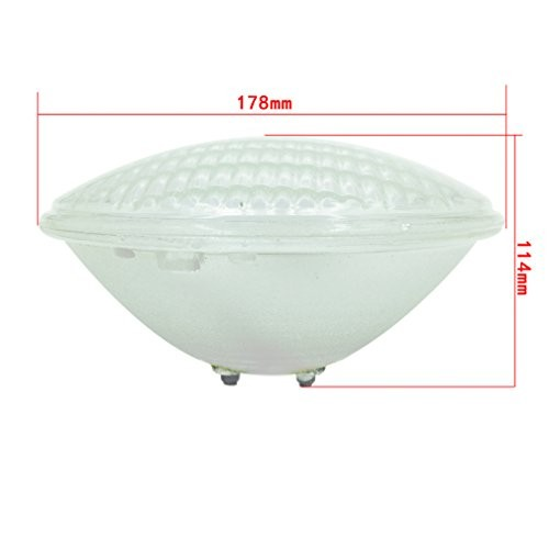 Coolwest 36w Par56 Led Swimming Pool Light Replacement Pool Lights Bulb 12v Ac Dc Waterproof