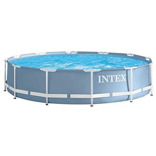 Intex 28710np 10ft x 30in prism frame pool best - Intex 10ft pool ...