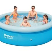 Best Swimming Pool for Garden Bestway Fast Set Pool - 10 x 30 Inches