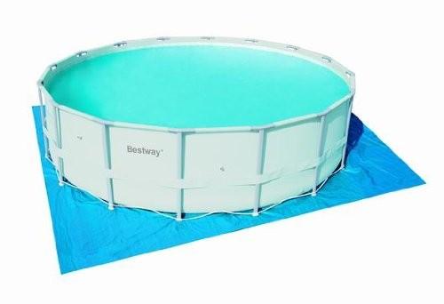 Bestway 58251 Groundsheet 520 X 520 Cm Best Swimming