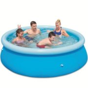 Best Swimming Pool for Garden Sizzlin' Cool 8ft Quick Set Pool