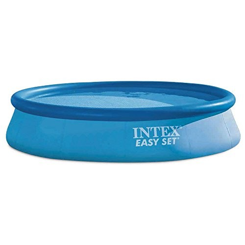 Best Swimming Pool for Garden Intex Swimming Pool autostable 07799 3.96 Diameter x 0.84 m - White
