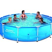 Best Swimming Pool for Garden Bestway 12ft x 30-inch Steel Pro Frame Pool