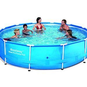 Best Swimming Pool for Garden Bestway 12ft x 30-inch Steel Pro Frame Pool