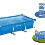 Best Swimming Pool for Garden Intex Small Family Frame Pool 118in x 78.75in x 29.5in