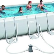 Best Swimming Pool for Garden Bestway Frame Pool Power Steel Set 549 x 274 x 122 cm