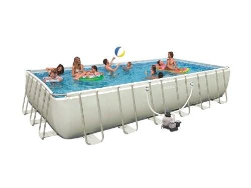 28362 ultra frame pool 732 x 366 x 132 cm best swimming pool for garden. Black Bedroom Furniture Sets. Home Design Ideas
