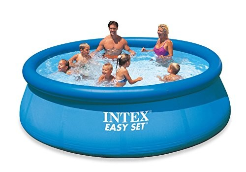 intex 12ft x 30 easy up swimming pool no pump 28130 best swimming pool for garden. Black Bedroom Furniture Sets. Home Design Ideas