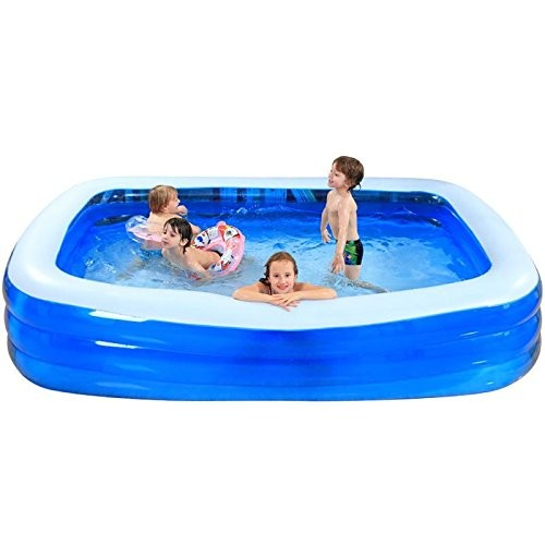 Livy 2016 new family leisure pool swimming pool sea ball for Inflatable family swimming pool