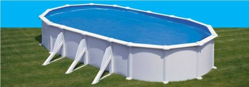 Best Swimming Pool for Garden Counter-Steel Oval Swimming Pool kit 7.30 m x 3.75 x 1.32
