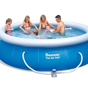 Best Swimming Pool for Garden Bestway 57166GS Fast Pool Set with Filter Pump GS 366 x 91 cm