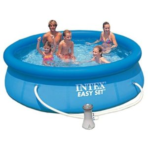 Best Swimming Pool for Garden Intex Inflatable Swimming Pool 305 x 76 cm Round
