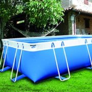 Best Swimming Pool for Garden Pool Set Laguna Basic 480x280x h.125