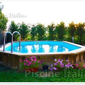 Best Swimming Pool for Garden Wooden pool JARDIN 727