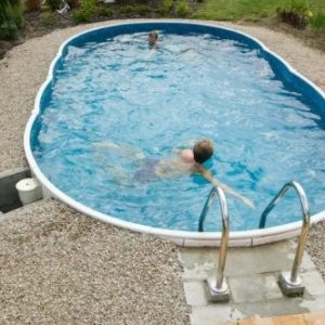 Best Swimming Pool for Garden Swimming Pool Kit 30x15ft oval