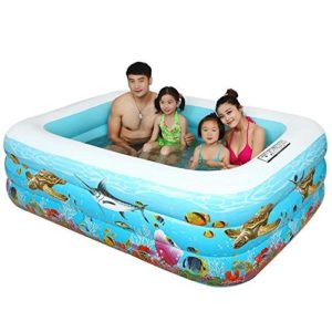 Best Swimming Pool for Garden LIVY Infant and children's pool inflatable family swimming pool children's pool thickened marine ball pool for adults