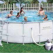 Best Swimming Pool for Garden POOL C / TEL.COMPLETA CM.549X132H MOD.56280