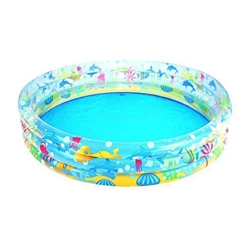 60 x 12 deep dive 3 ring kids paddling pool best for Best children s paddling pool