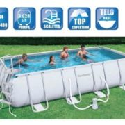 Best Swimming Pool for Garden POOL C / FRAME COMPLETE 488X274X122H 12227