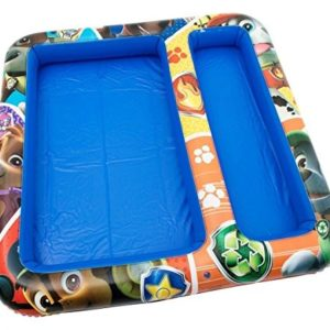 Best Swimming Pool for Garden Character Paw Patrol Inflatable 'Sand & Water' Play Mat Toy For Kids