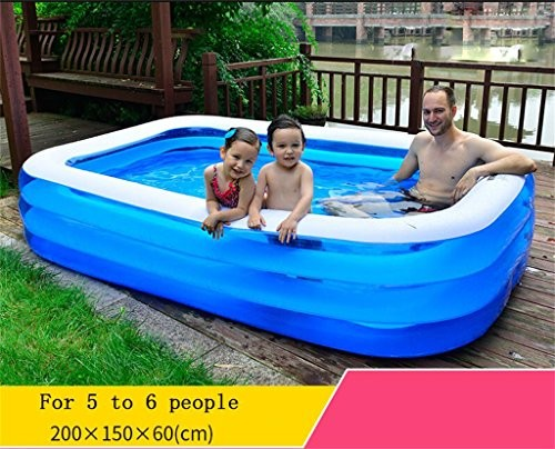 Baby child inflatable swimming pool family marine ball for Best children s paddling pool